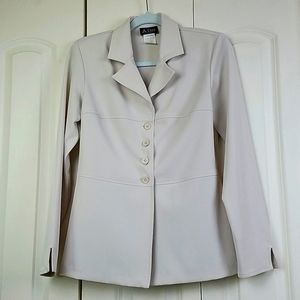 Wrapper A-list fitted jacket